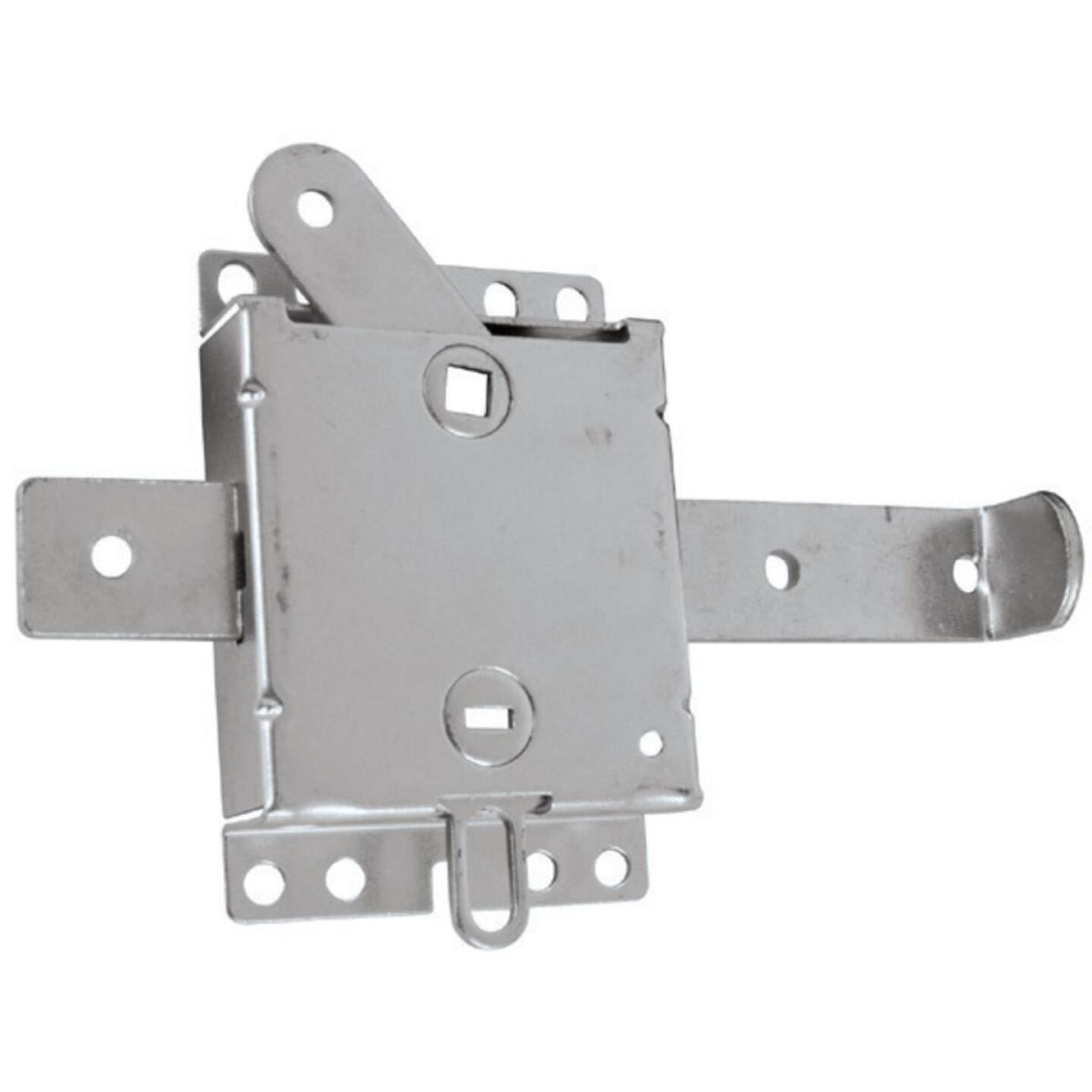 National 7-1/2 In. W. Garage Door Side Lock Image 2