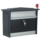 Gibraltar Mailsafe Lockable Security Wall Mount Mailbox Image 1