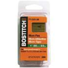 Bostitch 23-Gauge Coated Pin Nail, 1-3/16 In. (3000 Ct.) Image 1