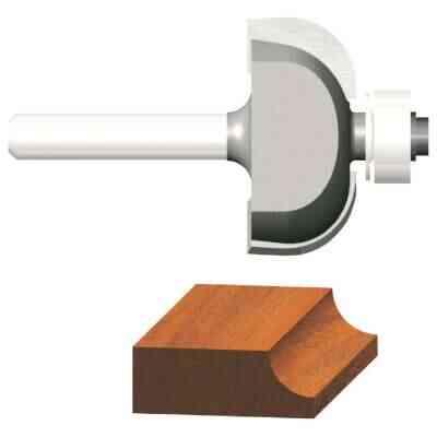 Vermont American Carbide Tip 1 In. Cove Bit