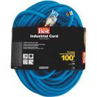 Do it Best 100 Ft. 12/3 Industrial Outdoor Extension Cord Image 1