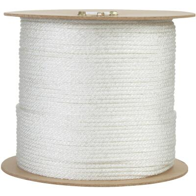 Do it 1/4 In. x 1000 Ft. White Braided UV Resistant Nylon Rope